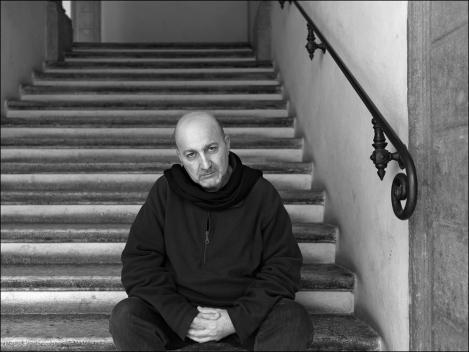 1025 Enzo Campi in una foto di Dino Ignani